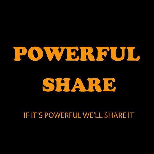 Powerful Share's avatar