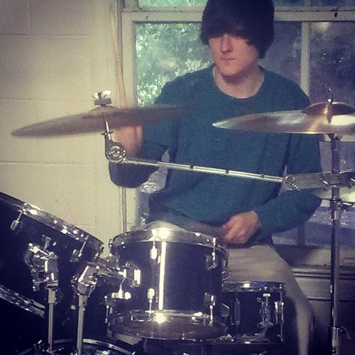 Hardcore drum beats
