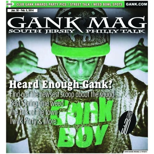 Gank Music's avatar