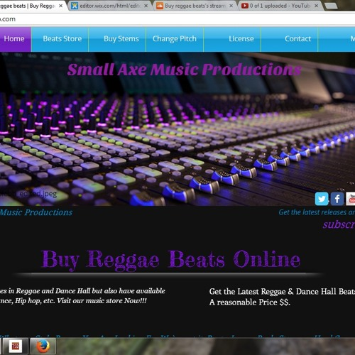 Buy reggae beats's avatar