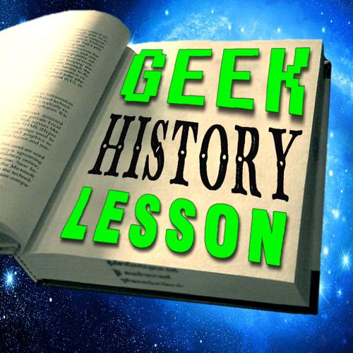 Geek History Lesson's avatar