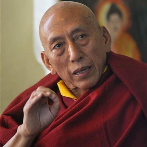 His Eminence Prof.Samdhong Rinpoche's avatar