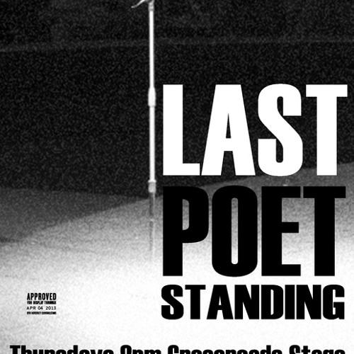 Last Standing Poet's avatar