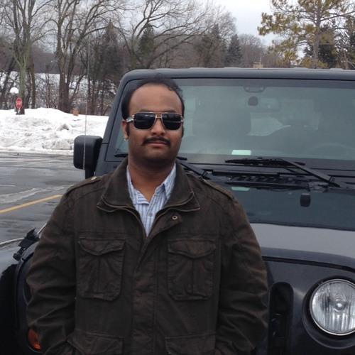 Shashank Sreedharala's avatar