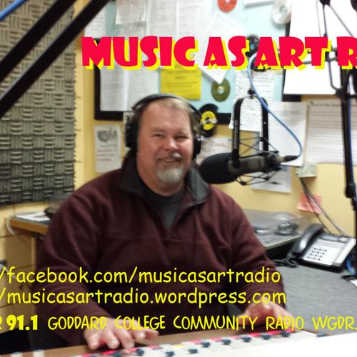 MusicAsArtRadio's avatar