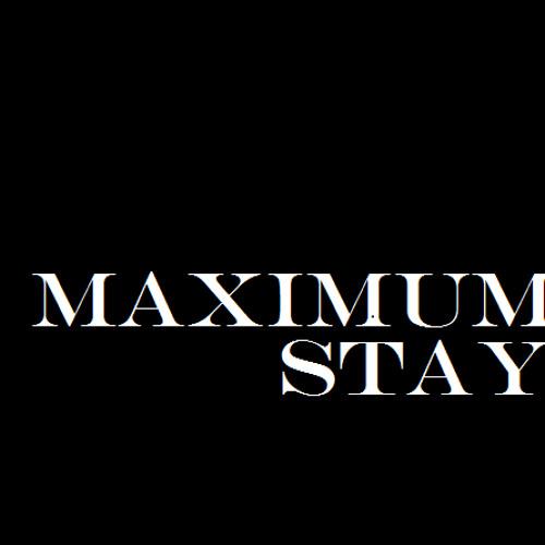 Maximum Stay's avatar
