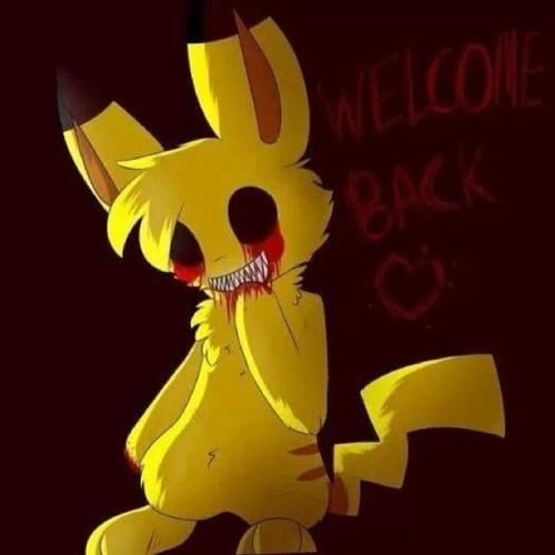 look at my pikachu's avatar