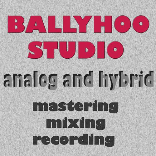 BallyhooStudio's avatar