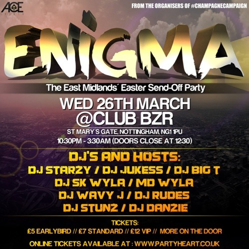 #ENIGMA - HIP HOP MIX BY @DJ_JUKESS