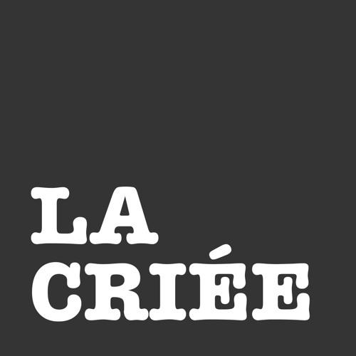 LA CRIÉE's avatar