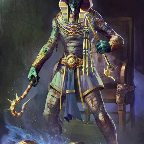 Osiris ft. Matix- Judge  Of  Death