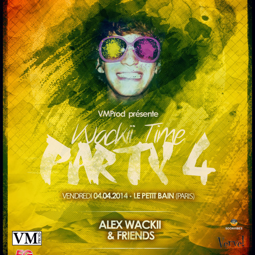 Wackii Time Party's avatar