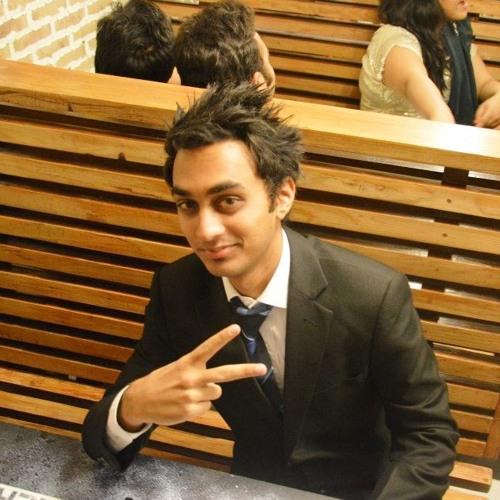 Qasim Ahmed's avatar