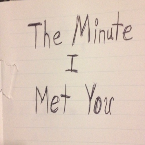 The Minute I Met You's avatar