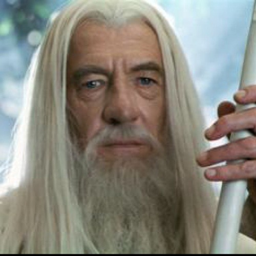 Gandalf white's avatar