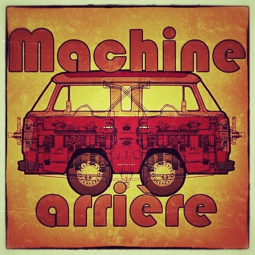 Machine Arrière's avatar
