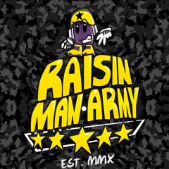 Raisi K. the RaisinMan
