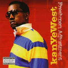 Kanye'sFreshmanAdjustment