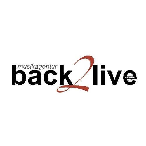 Musikagentur back2live's avatar