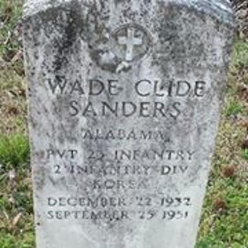 Wade Cliff Sanders's avatar