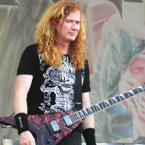 Mustaine: A Heavy Metal Memoir by Dave