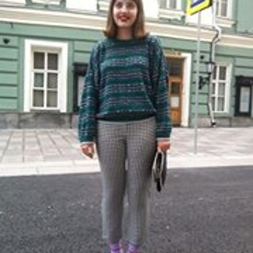 Kate Zelentsova's avatar