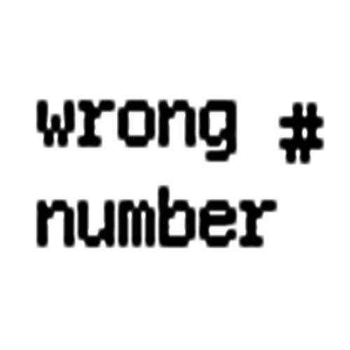 Wrong Number's avatar