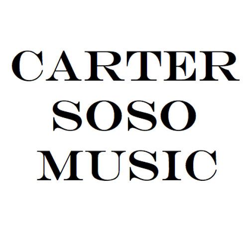 CarterSosoMusic's avatar
