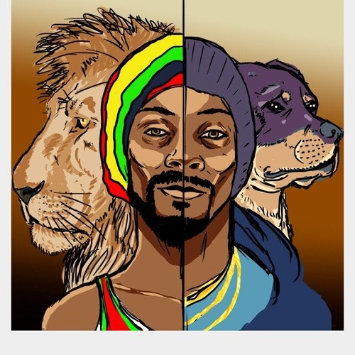 Snoop Lion King's avatar