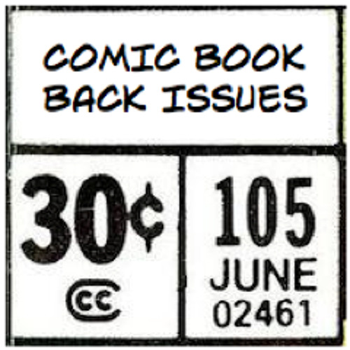 Back Issues Comic Podcast's avatar