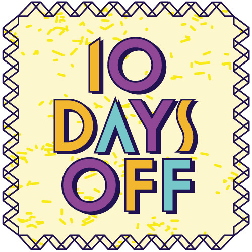 10 Days Off's avatar
