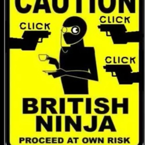 A British Ninja's avatar