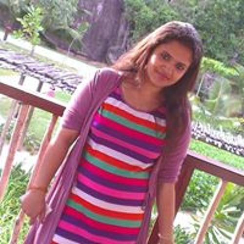 Anisha Sreekanth's avatar