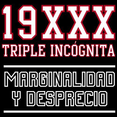 19 TRIPLE INCÓGNITA's avatar