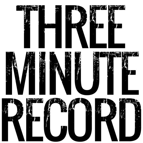 THREE MINUTE RECORD's avatar