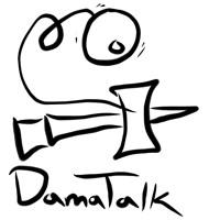 Dama Talk Logo