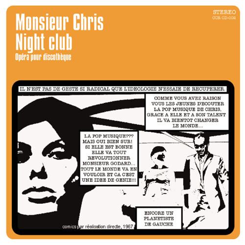 Monsieur Chris's avatar