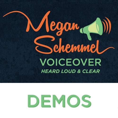 Megan Schemmel Voiceover's avatar