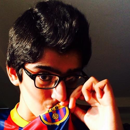 Syed Azeem Shah's avatar