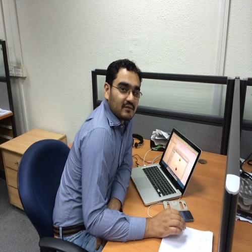 Umair Aamir's avatar