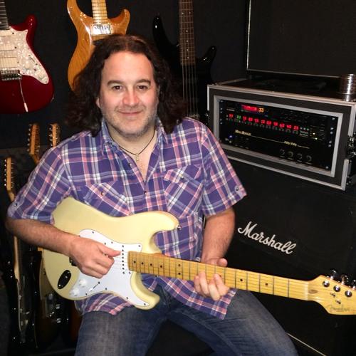 Luke Bradshaw Guitarist's avatar