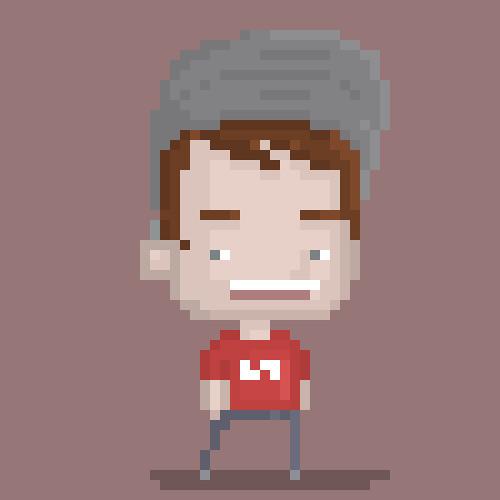 Nathaniel de Jong's avatar