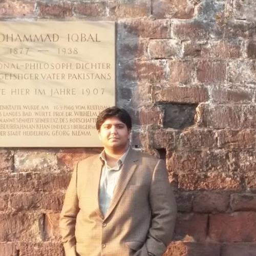 Muhammad Ali Zia's avatar