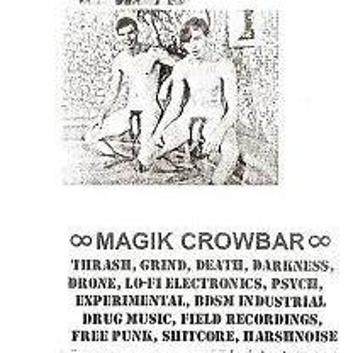 MAGIK CROWBAR TAPES's avatar