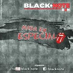 """Luis Hammett """"Black Note"""""""