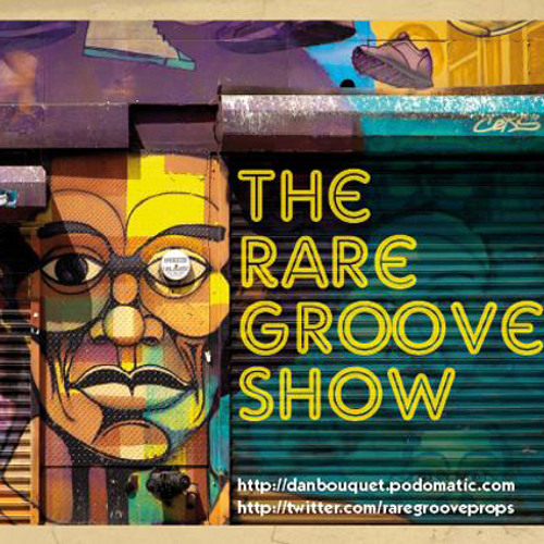 THE RARE GROOVE SHOW/'s avatar