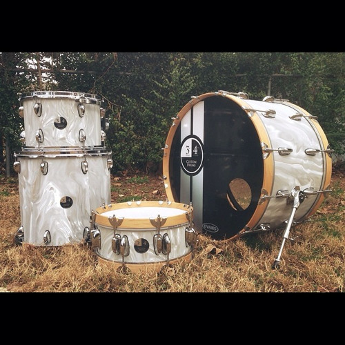 3rd and 4th Custom Drums's avatar