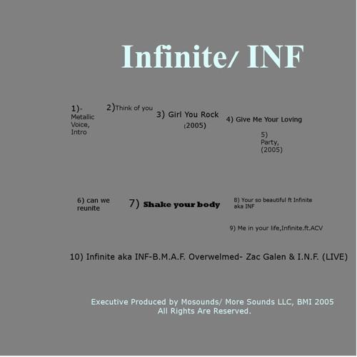 Infinite a.k.a I.N.F's avatar