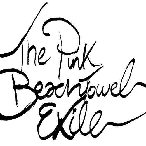 Pink Beach Towel Exile's avatar