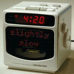 Slightly Slow